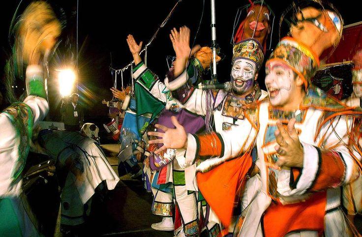 Destinos originales y baratos para darlo todo en Carnaval / http://www.huffingtonpost.es/2015/02/04/sitios-celebrar-carnaval_n_6605820.html