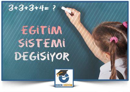 3+3+3+4 Geliyor! Eğitim Sistemi Değişiyor!