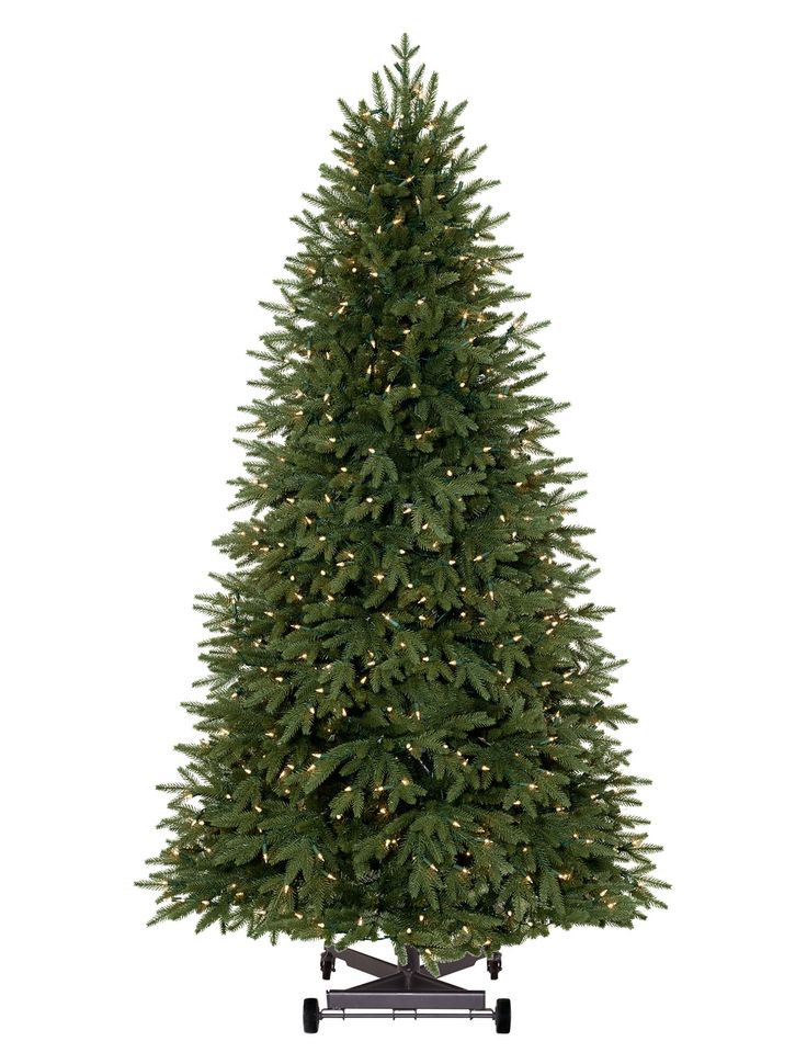 Silverado Slim Flip Tree Christmas Decorating Ideas