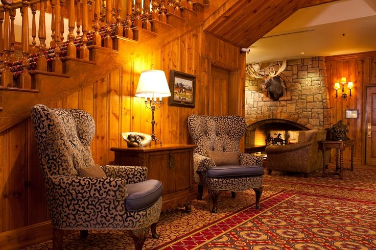 The wort hotel other cool stuff pinterest for Jackson hole wyoming honeymoon cabins