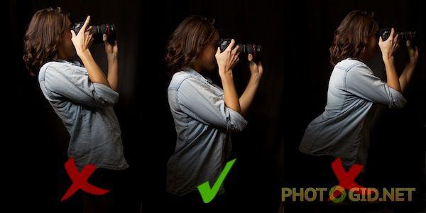 как правильно держать фотоаппарат при съемке нас сможете скачать