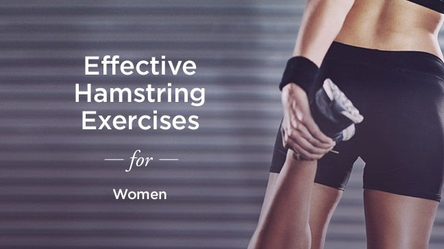 One of the main jobs of the hamstrings is bending your knee, so it's not surprising that weak hamstrings are one of the biggest causes of knee injuries. According to the American Academy of Orthopaedic Surgeons, women are two to 10 times more likely to sustain a knee ligament injury, such as an anterior cruciate ligament (ACL) tear, than men.
