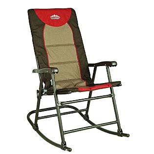 Foldable & Portable Rocking Chair