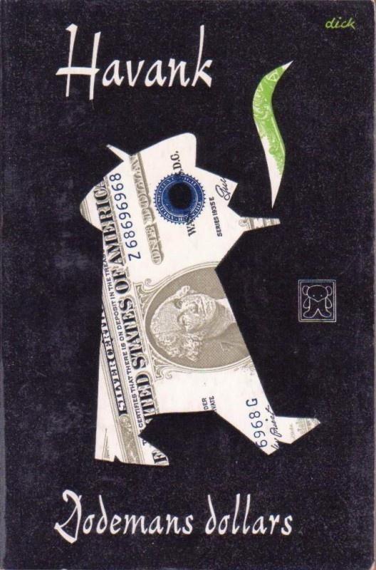 Havank, Dodemans Dollars | Thrillers | BoekwinkelStip