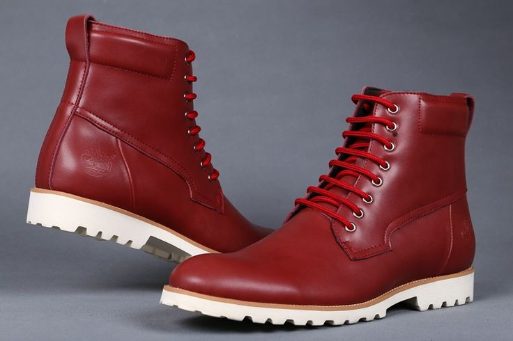 25 Best Ideas About Red Timberland Boots On Pinterest