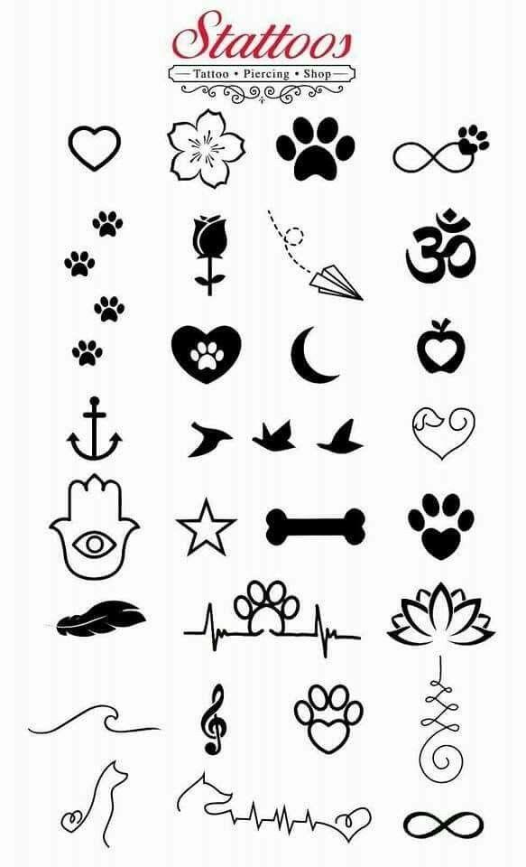 Pin Von Ihalastanloona Auf Symboles Tattoo