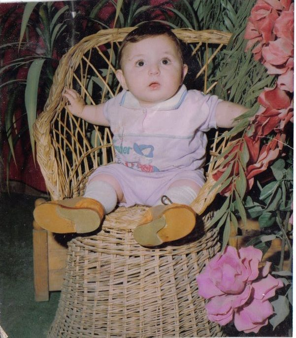 when I was a child....