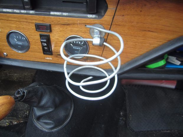 Cup Holder for Old Car