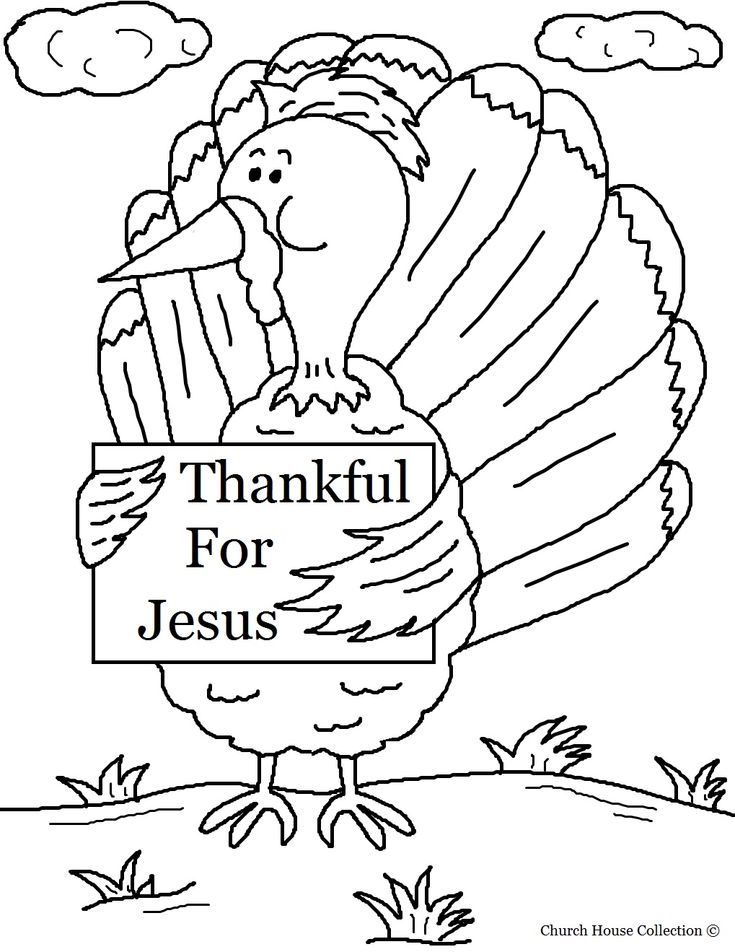 Christian Thanksgiving Printables