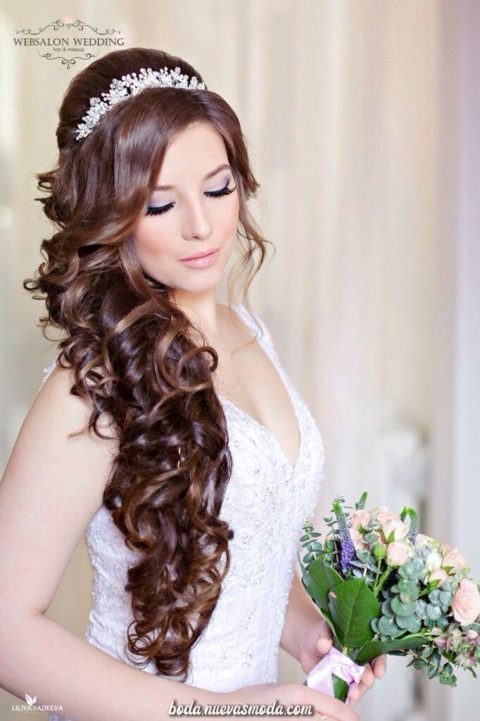 Increible De Noiva Wedding Hair Inspiration Wedding Hairstyles Hair Styles