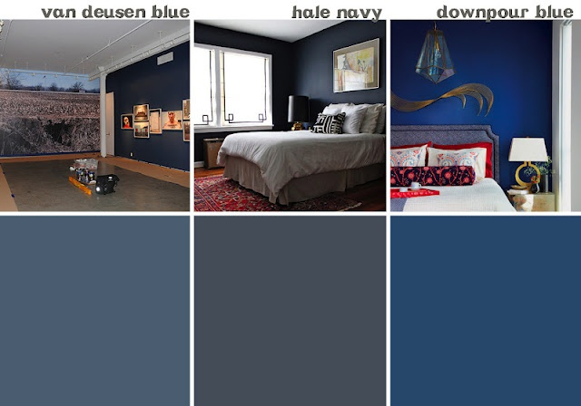 Downpour Blue I Love It Great Dining Room Color