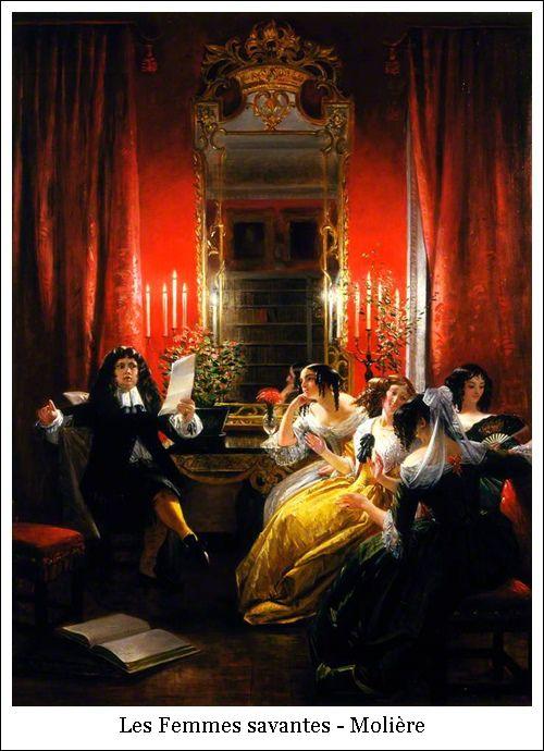 Molière – Les Femmes savantes | À la française …