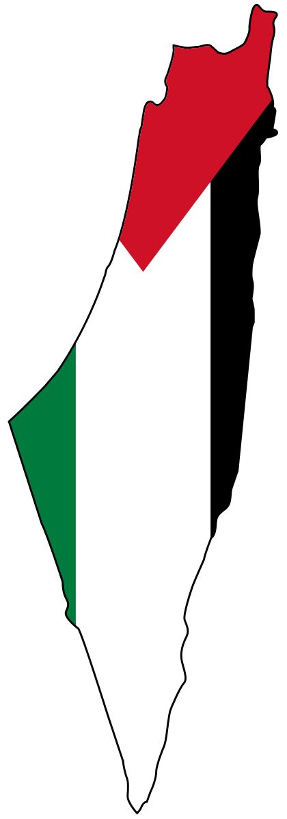 File:Flag map of the land of Palestine.svg