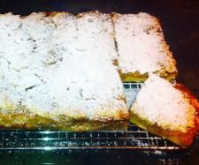 Thermomix Recipe Feijoa, Pear and Ginger Short Cake by Elizabeth Gailer