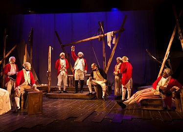 the theatre company | Our Country's Good - The Original Theatre Company