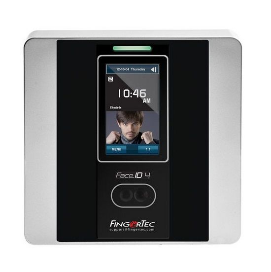 Biometric face recognition system...http://www.totalitech.com/