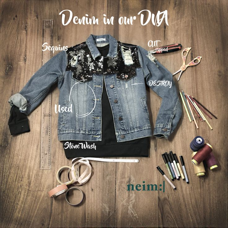 My DNA is neim. #perfectfit #jeans #myneimisdenim #ootd  #trendy #newdesign #NeimMarket #denimjacket