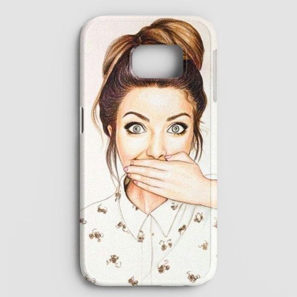 Zoella Samsung Galaxy S7 Edge Case