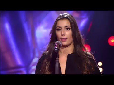 Janna Salhoume zingt 'Hey Ya!'   Blind Audition   The Voice