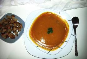 Jak uvařit dýňovou polévku z dýně hokaido | recept