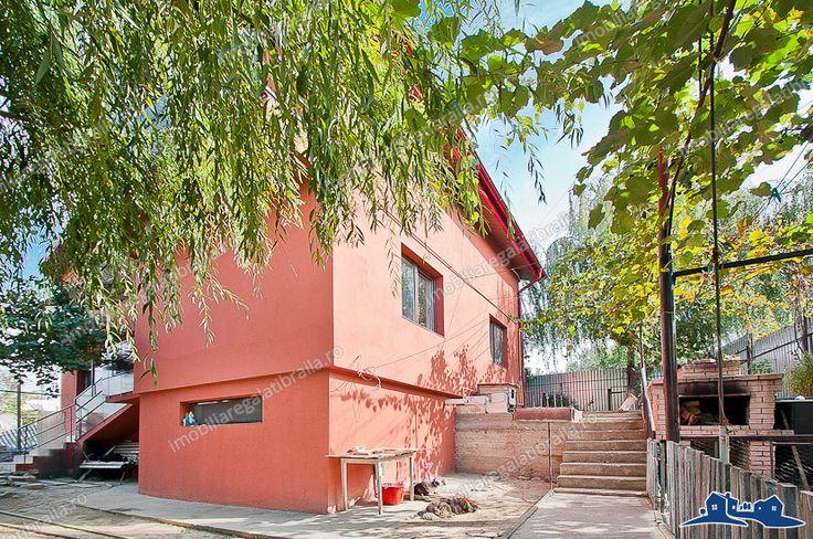 PARTICULAR, vand casa demisol+parter+etaj, cu teren 667 mp in Galati, zona Tiglina 3 (Drumul Viilor)