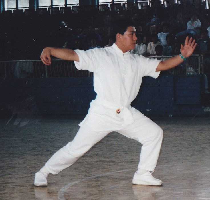 Single Whip James Fu Qing Quan Shanghai 1999