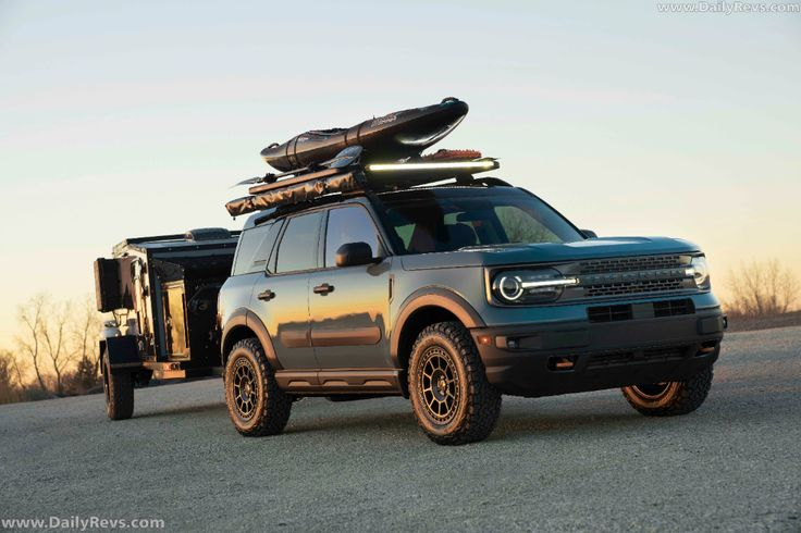 2021 Ford Bronco Sport by MAD Industries Dailyrevs in