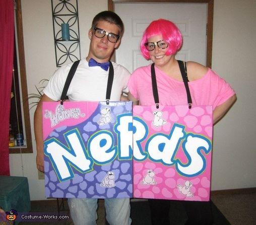 Nerds - DIY Halloween Costumes