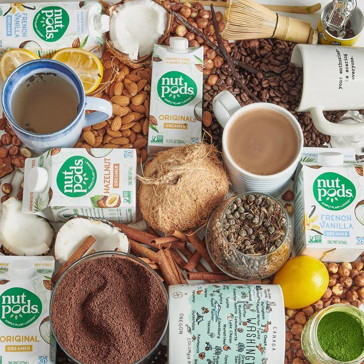 Nut Pods Creamer Diary Free French Vanilla 11.2 fl oz