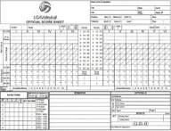 Image result for scoring in volleyball