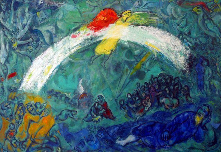 chagall religieuze kunst - Google zoeken