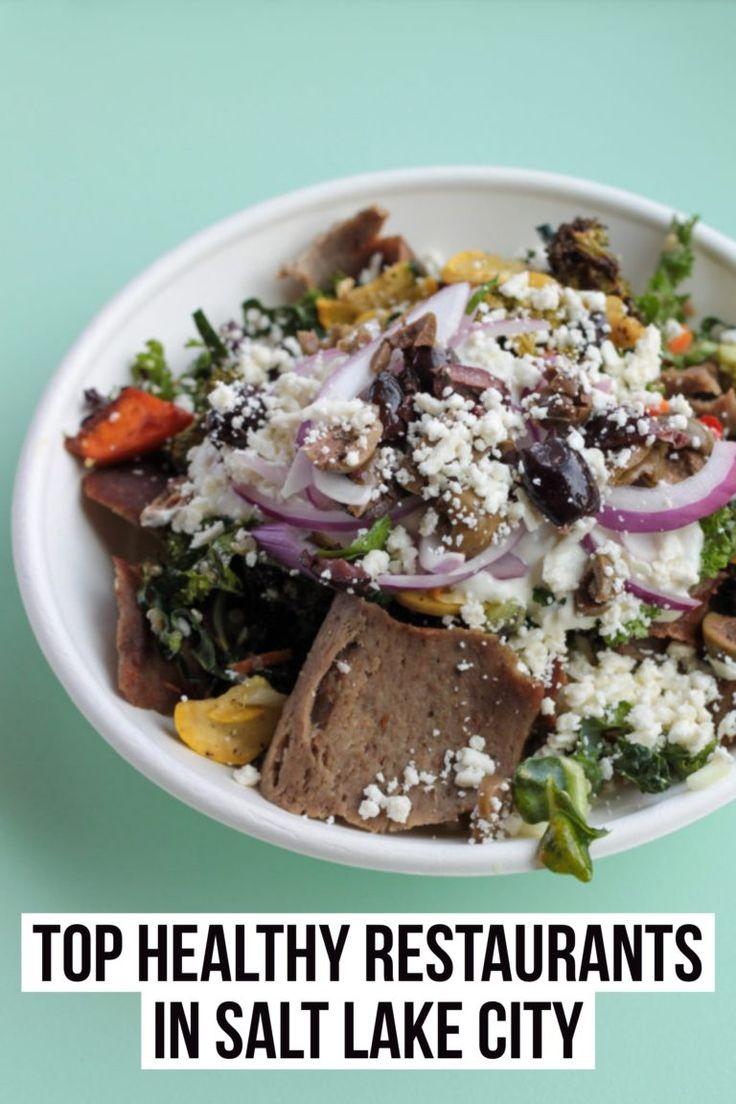 Top Healthy Restaurants in Salt Lake City