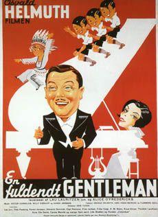 En fuldendt gentleman (1937) En slagter vinder en formue på kasinoet i Monte Carlo, nu vil han være en fin mand