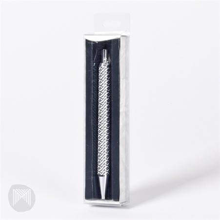Collected & Co. by Micador Pen - Grey $10.00