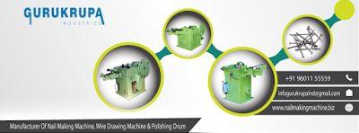 Nail Making Machine: Details of Wire Nail Making Machine- 02 | Wire Nai...