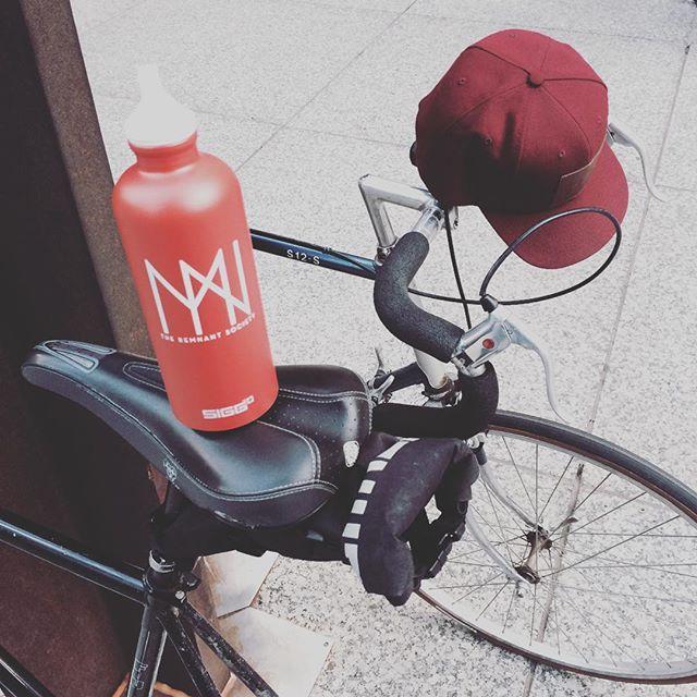 Finally brought a water bottle to #criticalmass!  @chicritmass #Chicago #bikechi
