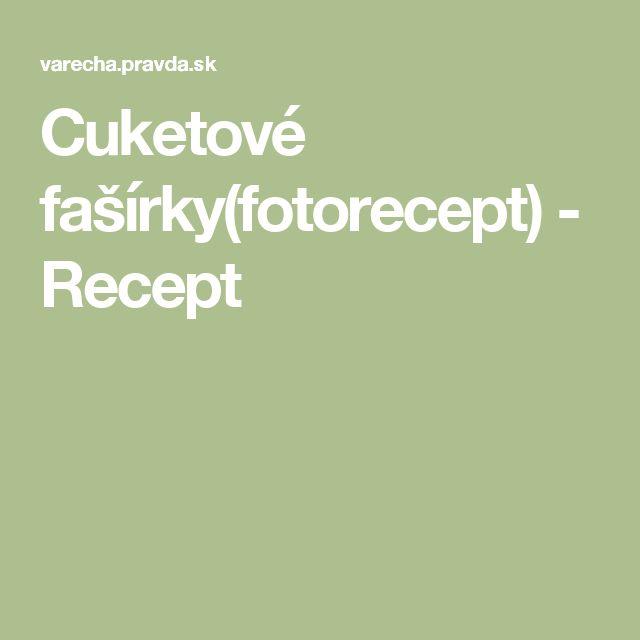 Cuketové fašírky(fotorecept) - Recept