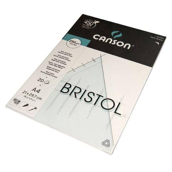 Bloc de desen Canson Bristol