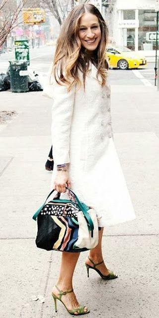 Social Wardrobe: Sarah Jessica Parker Street Style