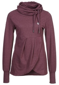 oooh, i would totally wear a sweatshirt like this if i could find one.