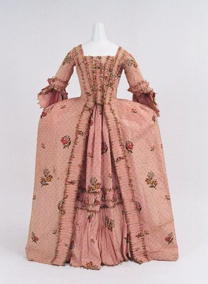 189 Best Images About Historical Fashion 1760-1780 Marie