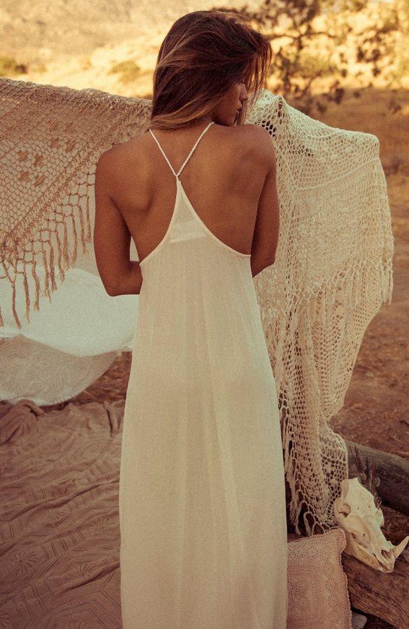 Aliexpress.com: Comprar Nuevo 2015 verano estilo de la playa vestido Maxi sin mangas Vestidos del partido atractivo más tamaño Vestidos blanco sml 34 de partido vestido sexy fiable proveedores en Sasha Mall