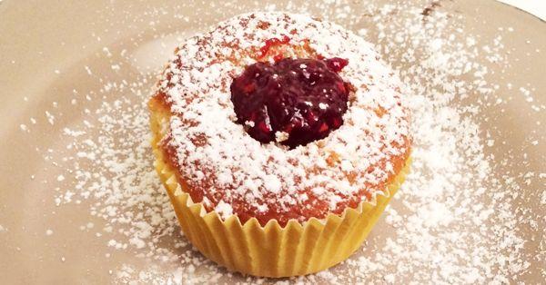 #Cupcakes ai frutti rossi - dolcidee.it