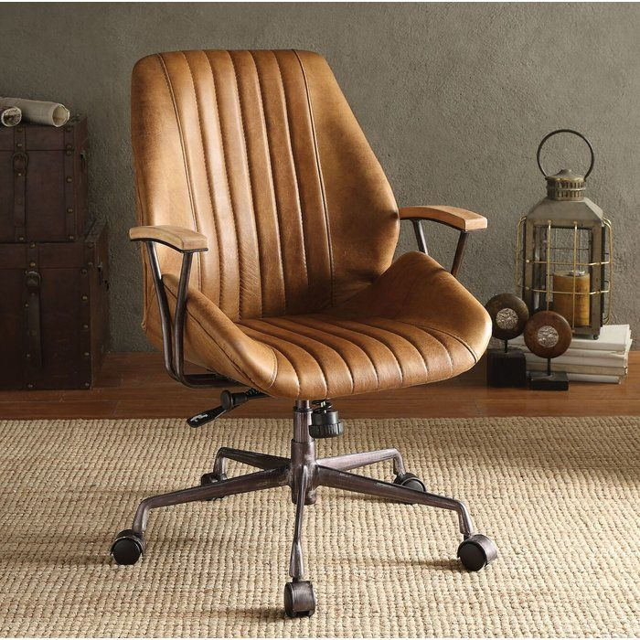 Southampton Genuine Leather Executive Chair Furniture Office