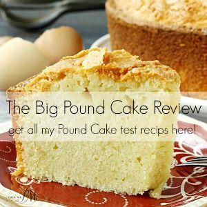 The Big Pound Cake review