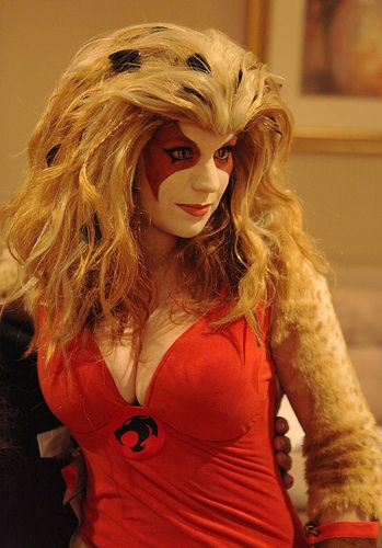 Cheetara cosplay - I just audibly gasped in a room full of people, I need this for next year.