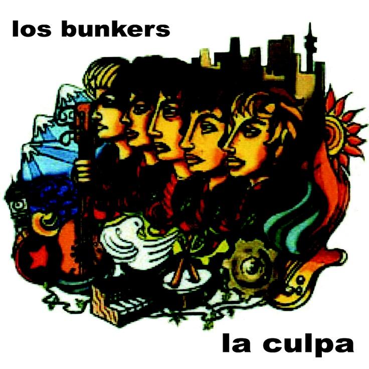 Los Bunkers - La Culpa