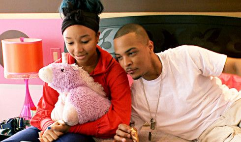 Tiny and Ti Daughter OMG Girlz | Born Too Blog: T.I. & Tiny: The Family Hustle, Episode 3: America's ...