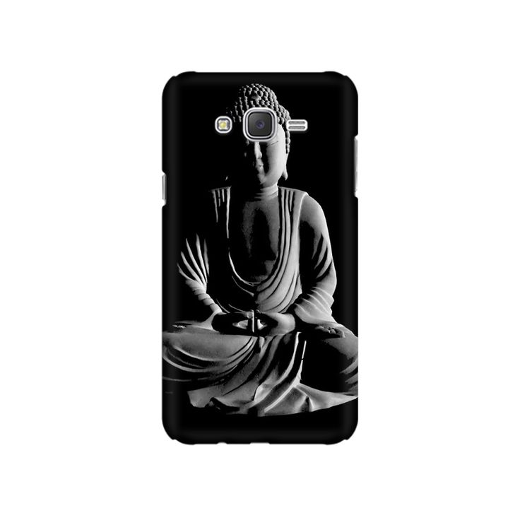 Buddha Black And White Samsung J1 2016 Mobile Case - ₹499.00 INR