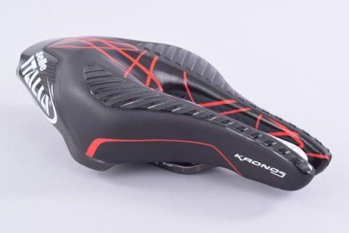 NEW Selle Italia Kronos Tekno Flow Time Trial Saddle 135x260mm Carbon Rail
